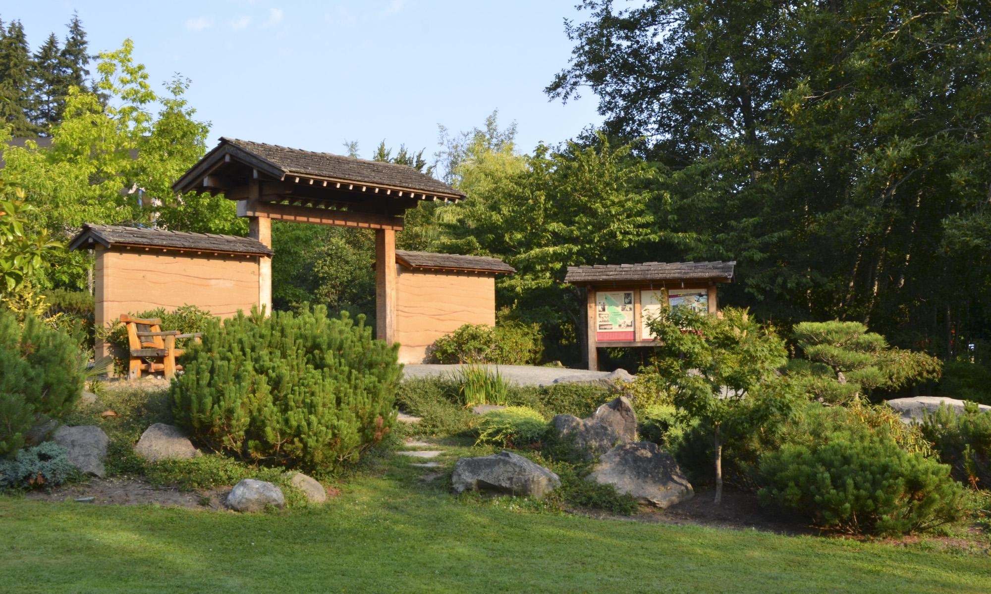 Salt Spring Japanese Garden Society
